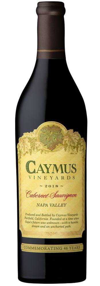 Caymus Cabernet Sauvignon 1 Liter Anniversary Edition