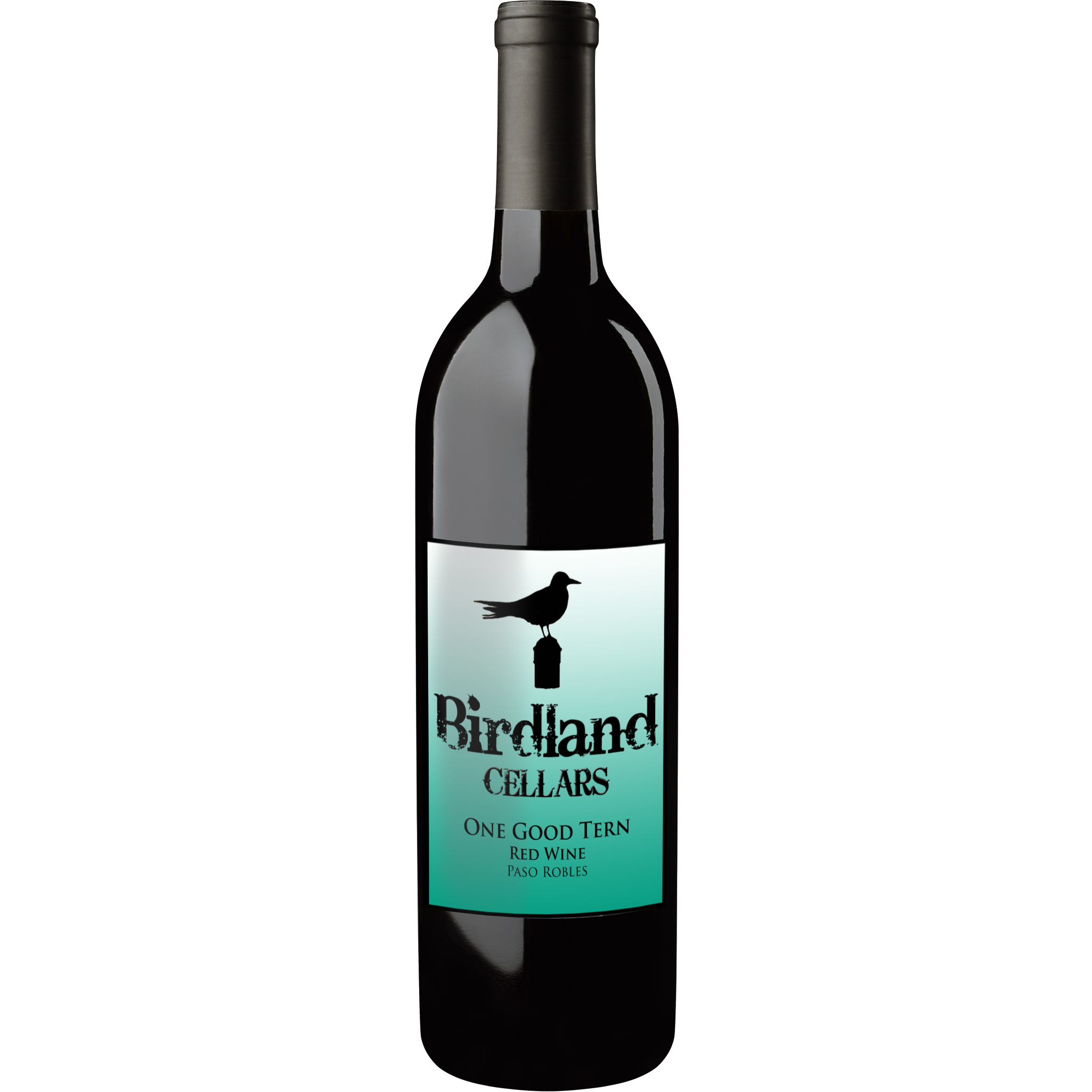 One Good Tern – Red Blend bottle