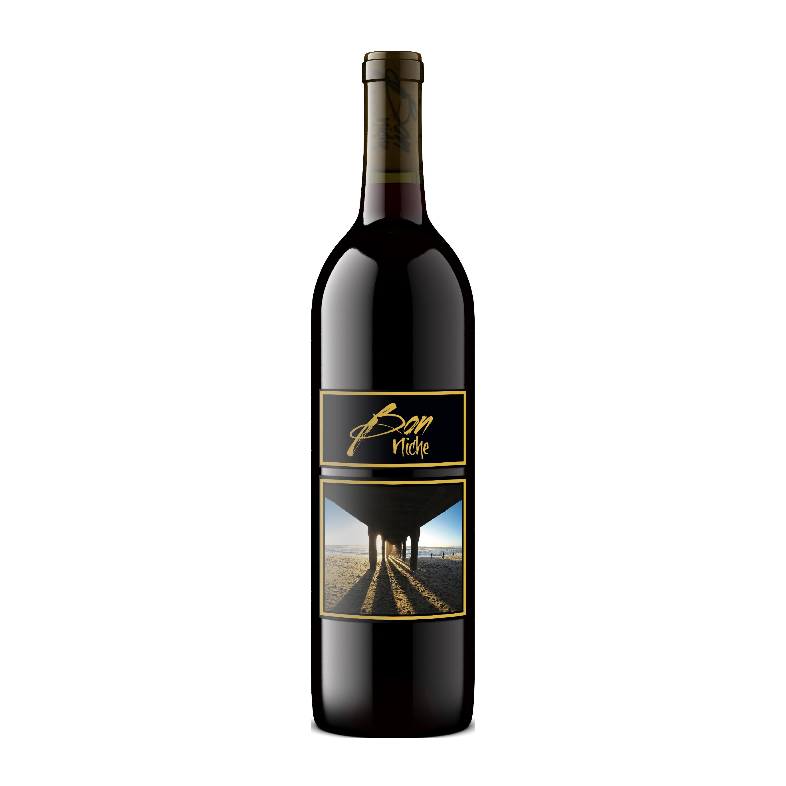 "2019 Sauvignon Blanc ""By the Sea"" bottle"