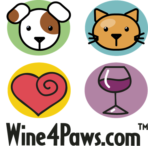 Wine4Paws Donation bottle