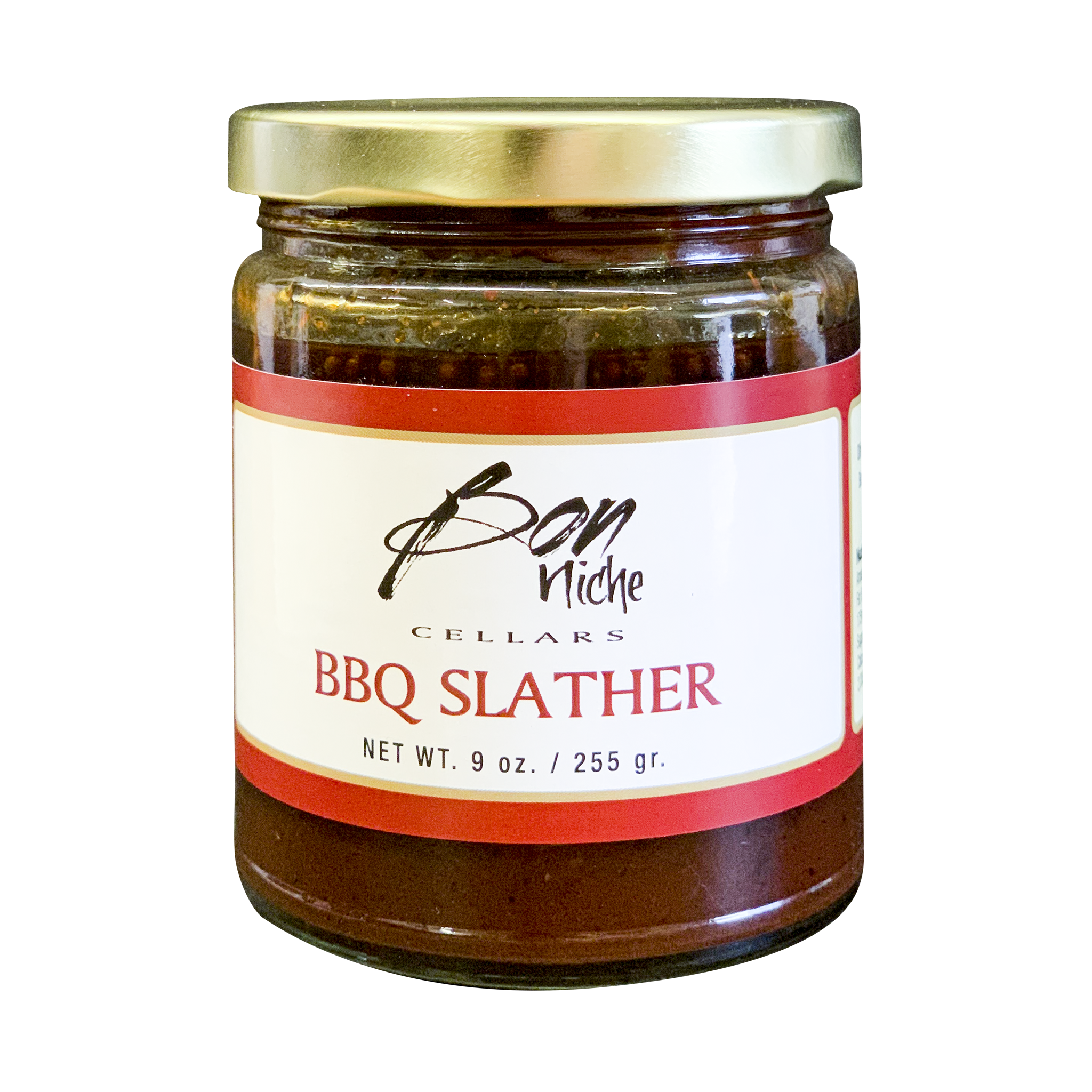 BBQ Slather bottle