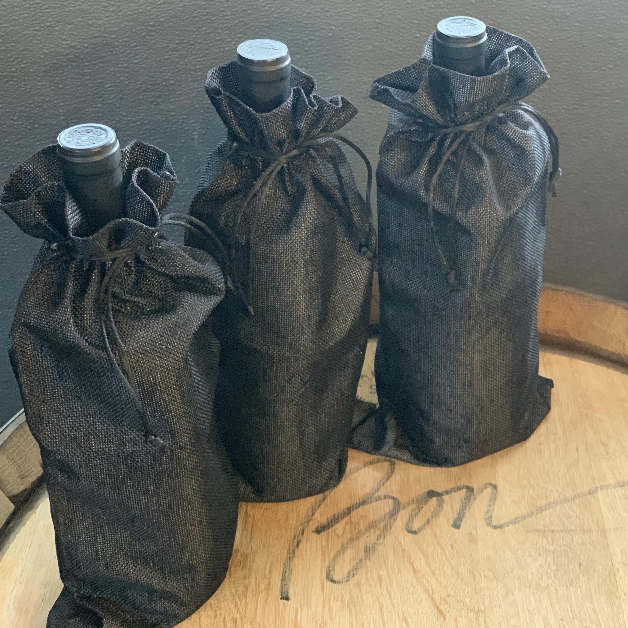 Blind Wine Tasting Set bottle