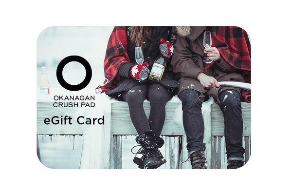 Okanagan Crush Pad eGift Card